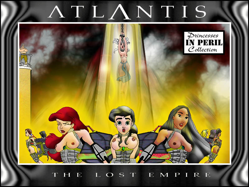 the empire lost atlantis sex Why the hell are you here teacher hentai