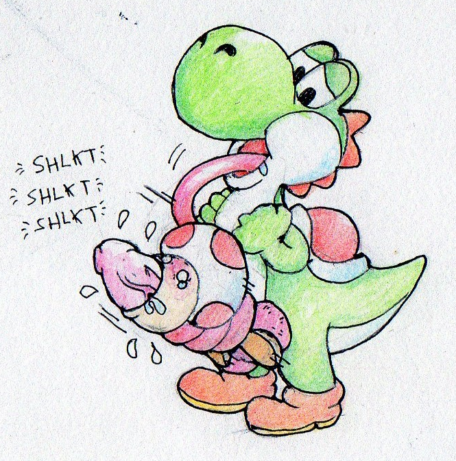 fat yoshi rpg mario super Medic from team fortress 2
