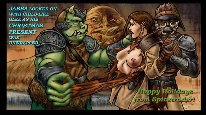and leia jabba Sweet surrender devil may cry