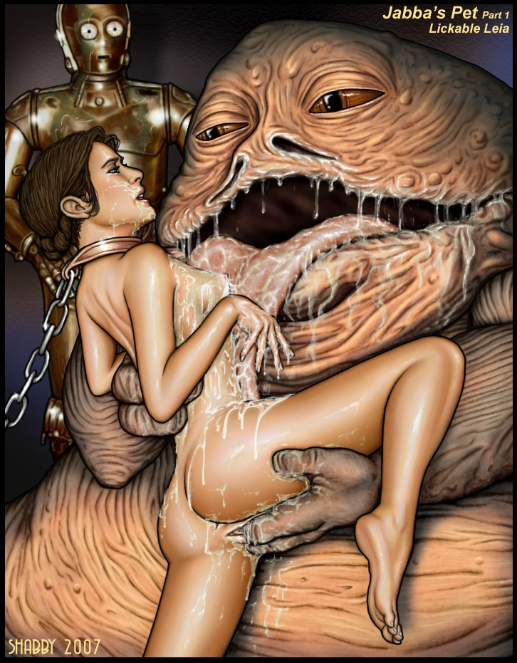 and leia jabba Star and marco fanfiction lemon