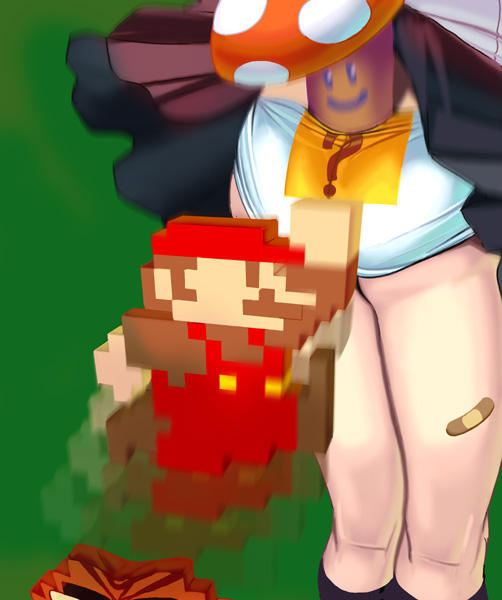 world mario super balloon p League of legends breast expansion