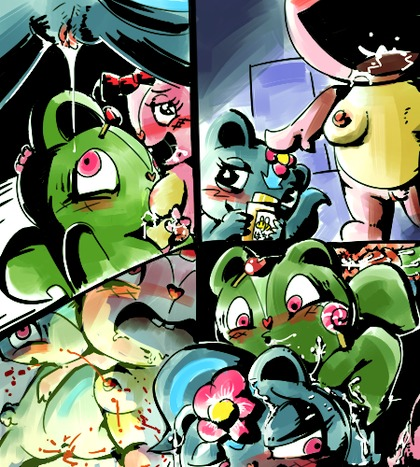 com house friends happy tree Five nights at freddy's pictures of mangle