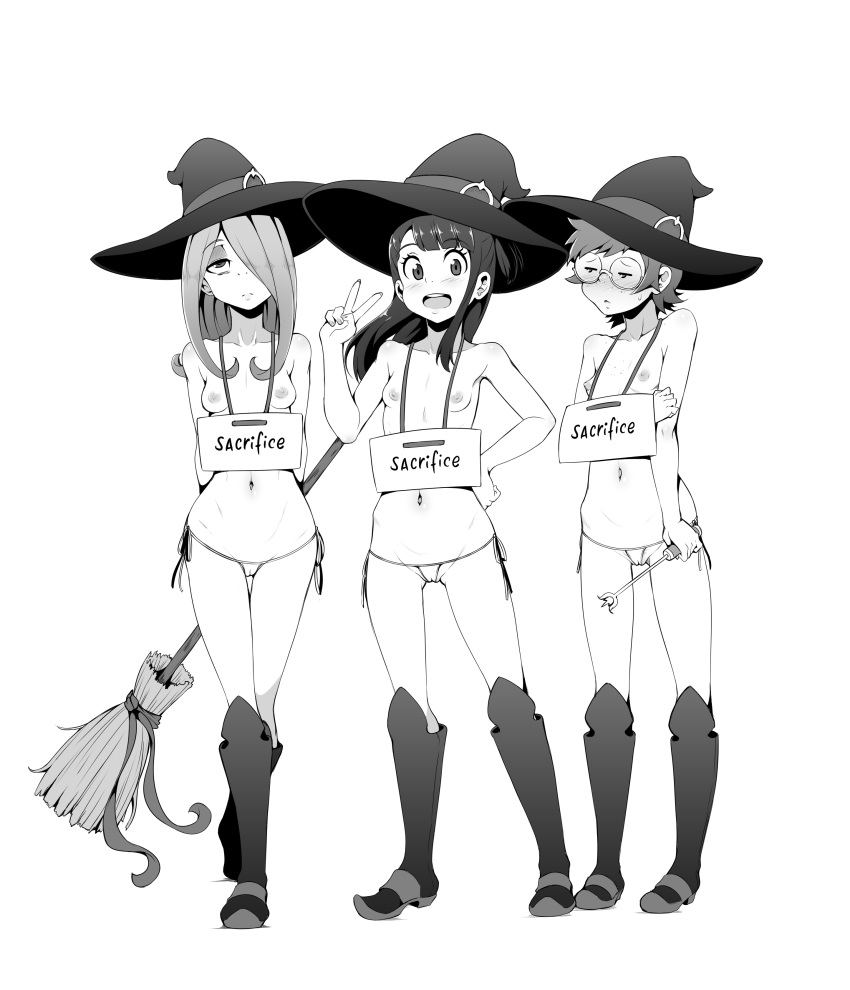 academia my witch little sucy Kos-mos t-elos