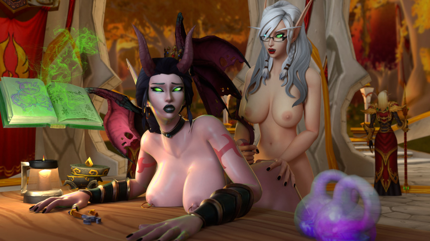 blood elf of world warcraft symbol Trials in tainted space pregnant