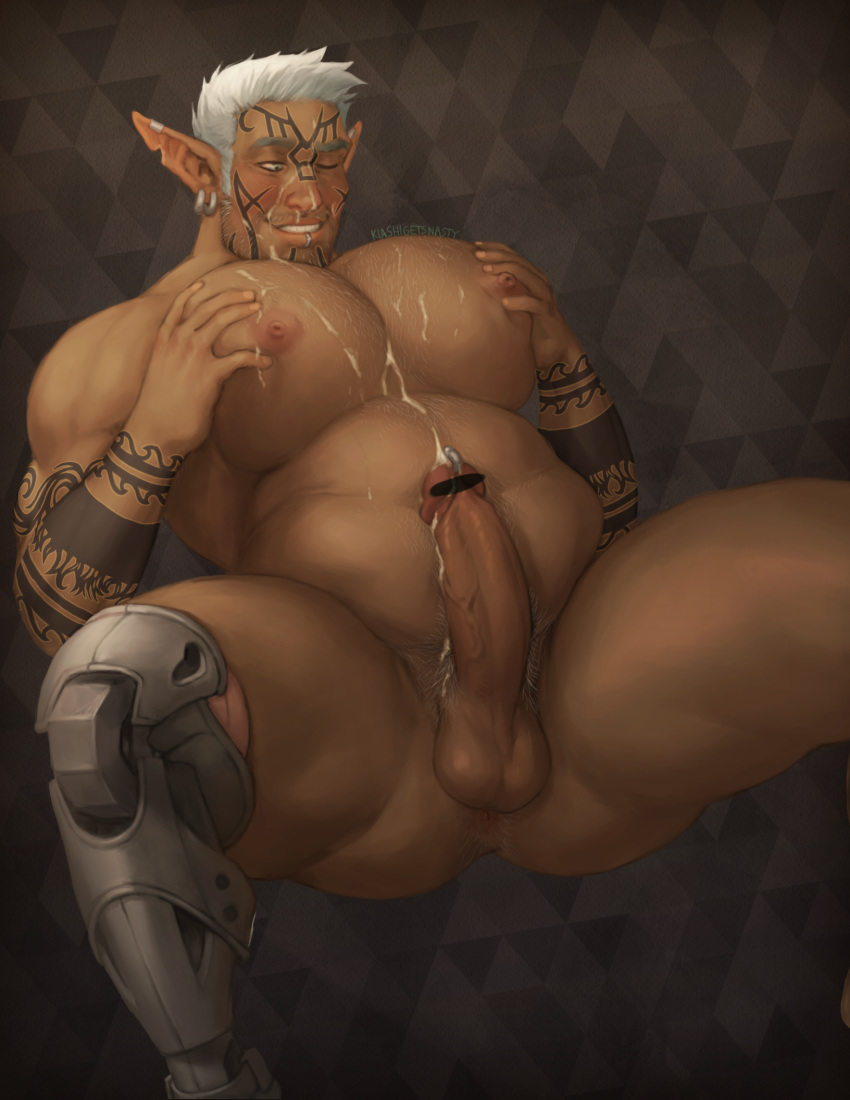 hands how ejaculation free have to a New vegas long dick johnson