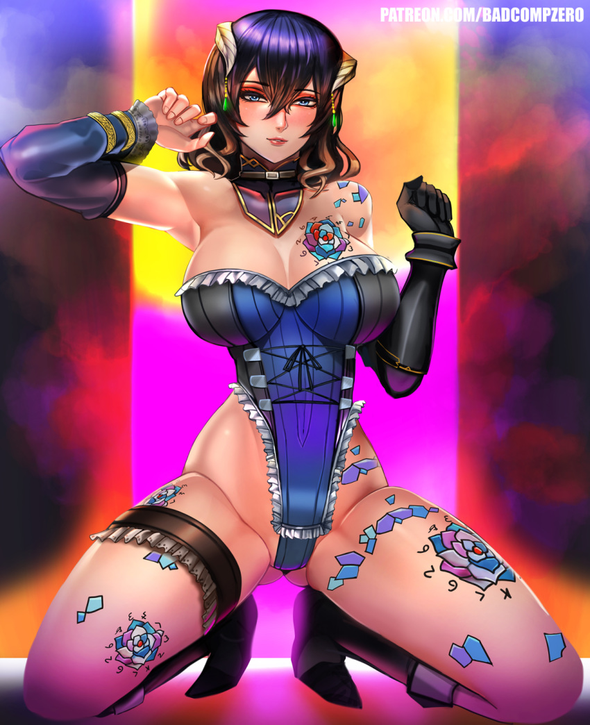 night chairs of the ritual bloodstained The king of fighters angel